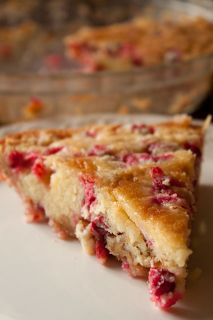 Cranberry Walnut Pie | Can You Stay For Dinner?