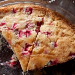 cranberry walnut pie