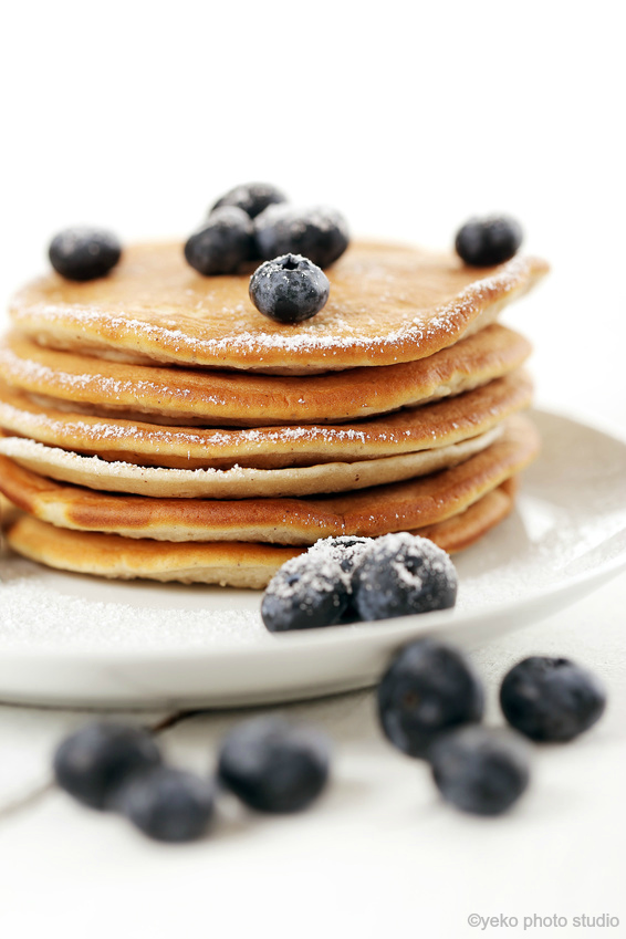 shot of whole wheat pancake recipe