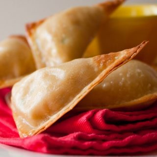 Baked Tuna Rangoon Recipe