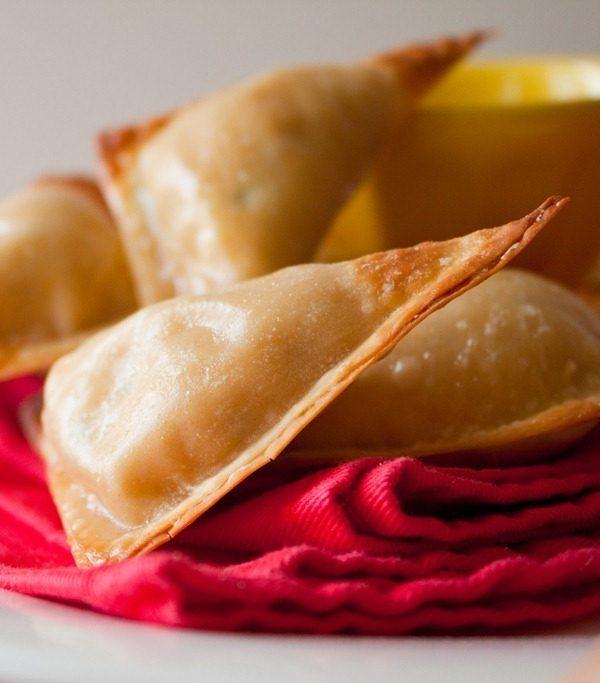 Baked Tuna Rangoon for 50 Calories!