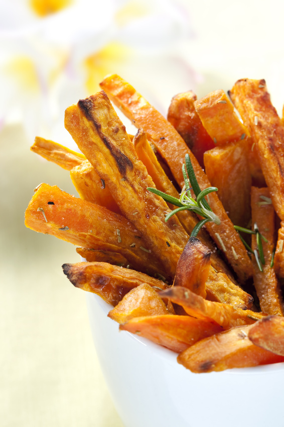 Baked Butternut Squash Fries Recipe!