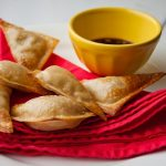 tuna rangoon with wonton wrappers