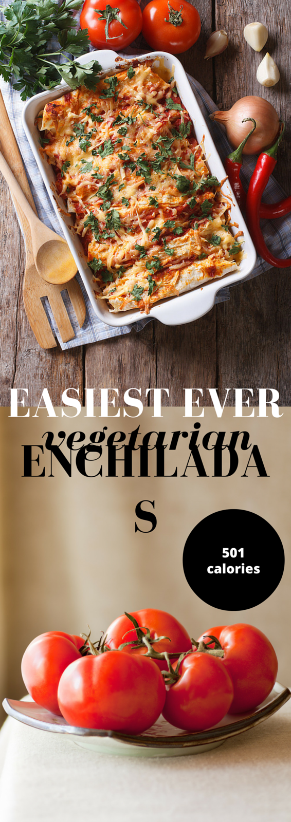 This vegetarian black bean enchilada recipe is so easy. It uses frozen bell peppers, taco seasoning, and salsa! No enchilada sauce required.