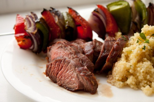 steak couscous 161