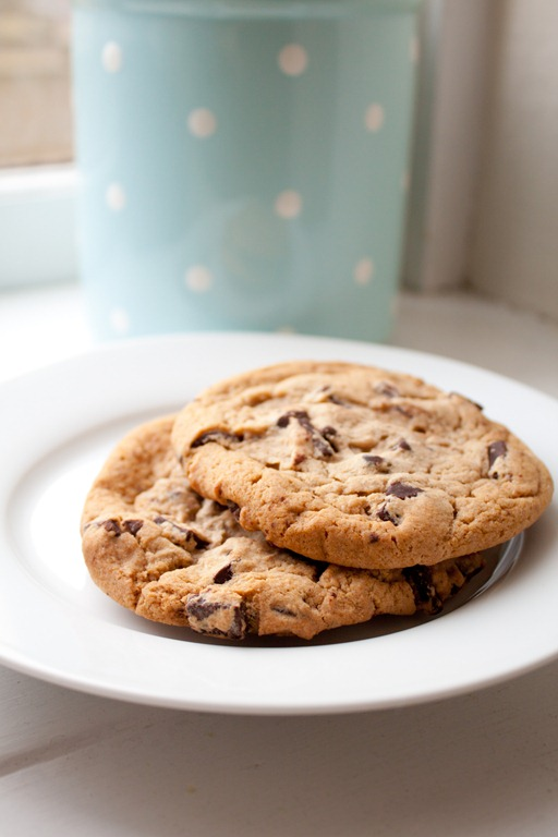 Secrets to the Chewiest Chocolate Chip Cookies!