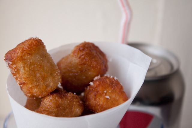 Lighter Tater Tots Recipe!