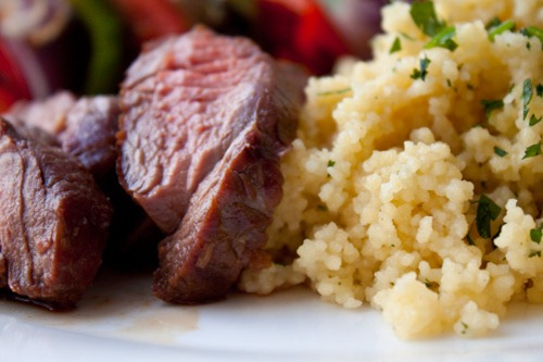 steak couscous 182