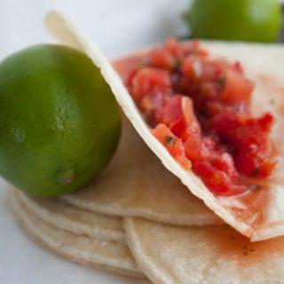 The Best Salsa Fresca Recipe!