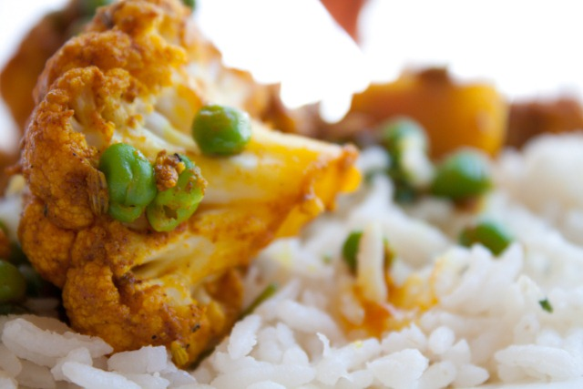 Indian Fish And Creamy Curried Cauliflower Recipes — Dishmaps