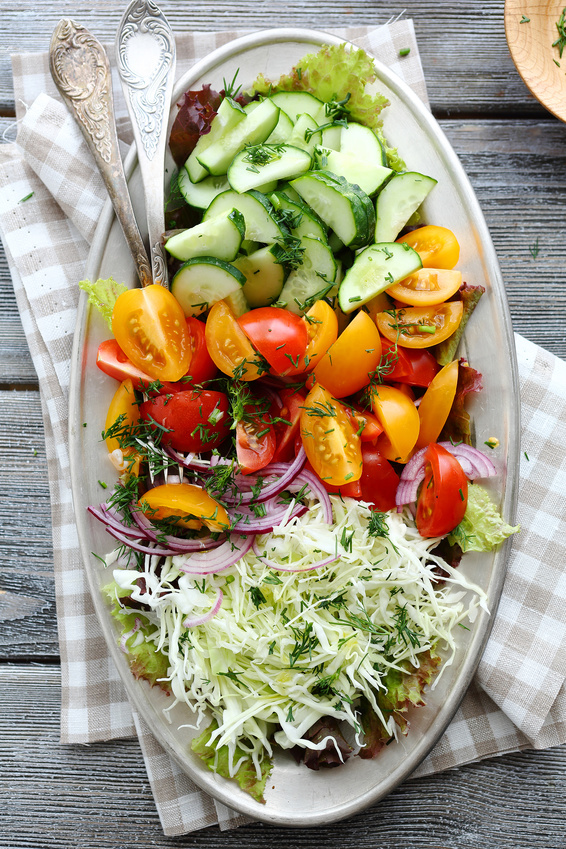 How to Make a Delicious 400 Calorie Salad