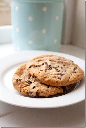 chewy chocolate chip cookies (2)