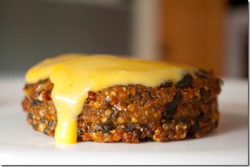 quinoa burger-6