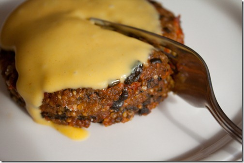 quinoa burger-7