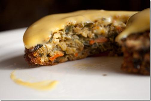 quinoa burger-9
