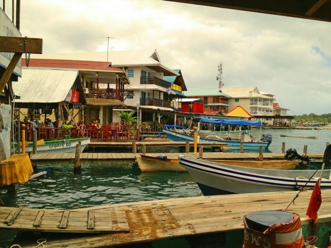 1 Week in Bocas del Toro, Panama