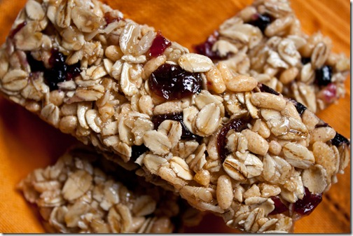 chewy granola bars-4
