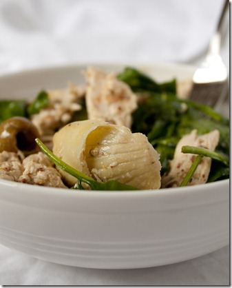 chicken artichoke salad-4