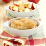 Crock Pot Applesauce Recipe! Apples in the slow cooker make the most delicious applesauce. Easy, warm, and cinnamony!