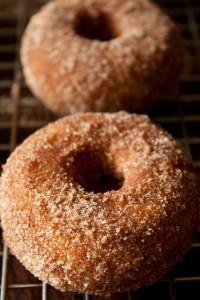 pumpkin donuts-10