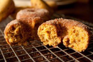 pumpkin donuts-13