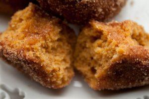 pumpkin donuts-19