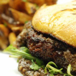 skillet burger