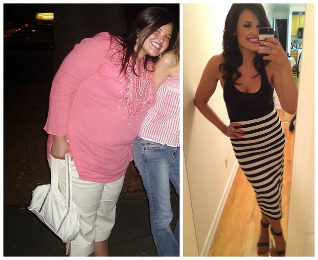 andie mitchell before after