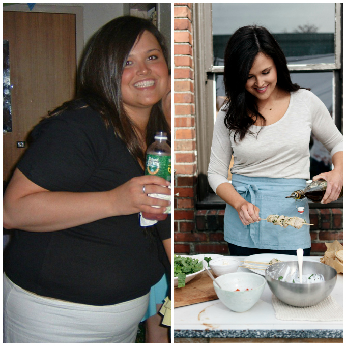 Andie Mitchell's inspiring 135 pound weight loss. Read about how she did it, her advice on maintenance, and the healthy recipes that keep her balanced on AndieMitchell.com