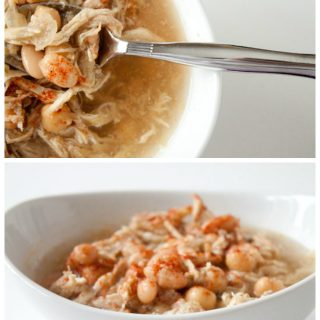 Slow Cooker Mexican Chicken Soup Recipe!