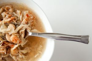 mexican chicken soup-3