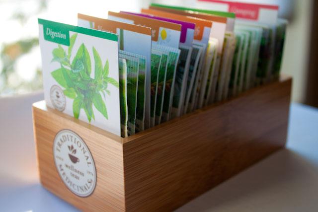 Review: Traditional Medicinals Herbal Tea