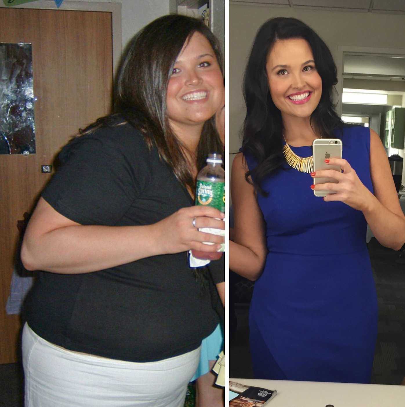 Andie Mitchell Weightloss Journey