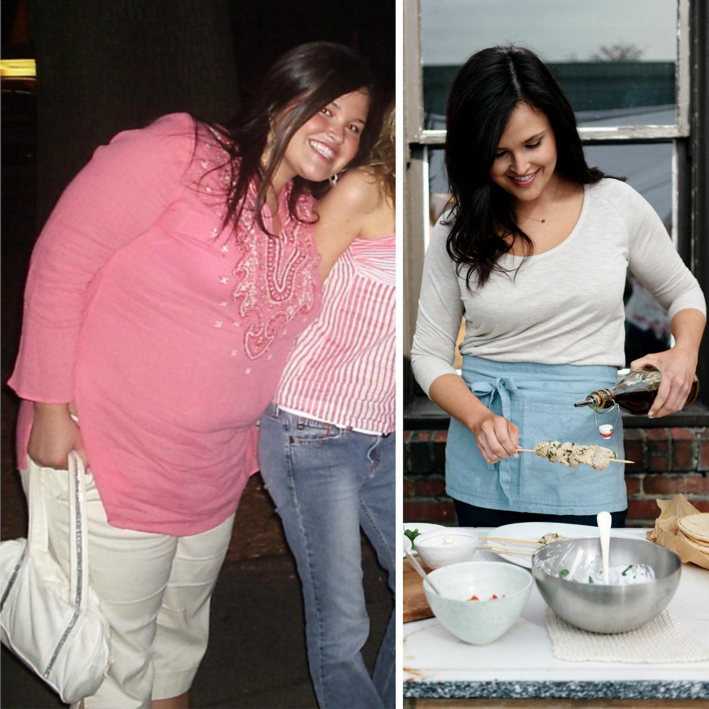 Andie Mitchell Weightloss Journey