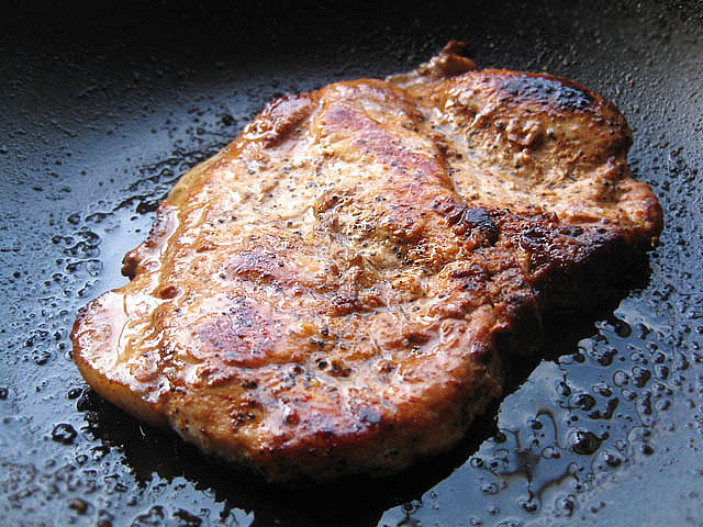 Tuesday Tip: Quick Cooking Pork Chops
