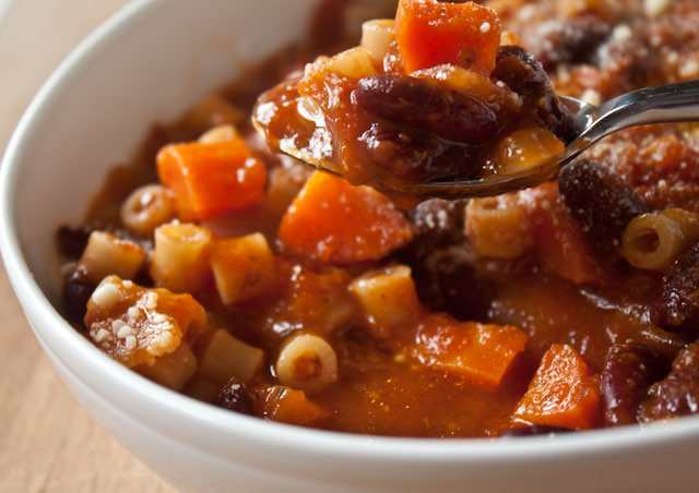 Pasta e Fagioli | Can You Stay For Dinner?