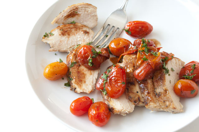 ... chicken with tomatoes and garlic chicken with tomatoes and garlic the