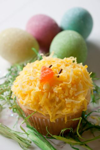Easter Chick Cupcakes: A Step by Step Guide