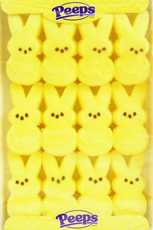 marshmallow peeps