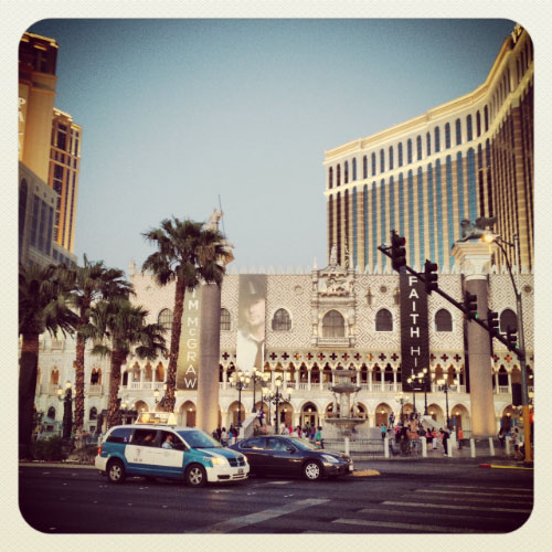 Girls' Weekend in Vegas