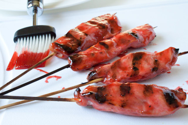 ... asian chicken skewers asian chicken skewers asian flavored chicken