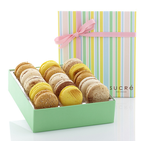 Sucre Macaron Giveaway