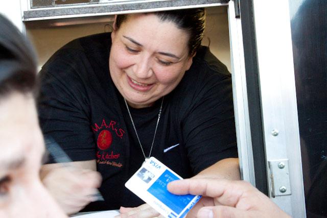 mars mobile food truck