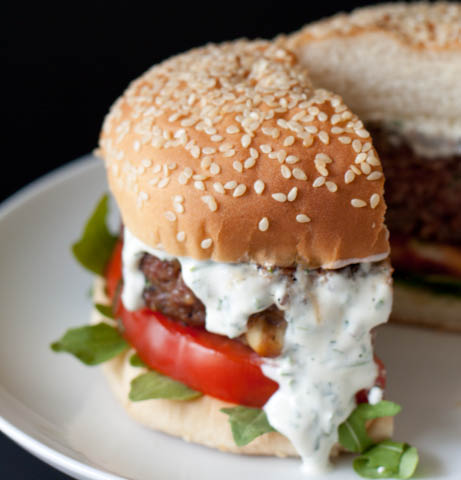 Chunky Blue Cheese Burger Sauce Recipes — Dishmaps