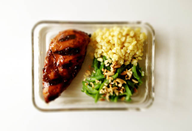 chicken lunch