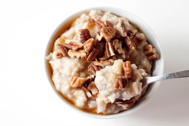pecan oatmeal
