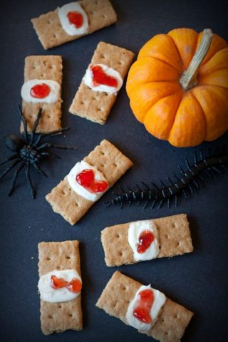 Halloween Bloody Bandage Cookies and a Giveaway!