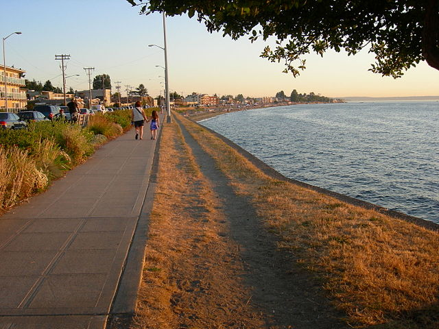 Alki Beach Park