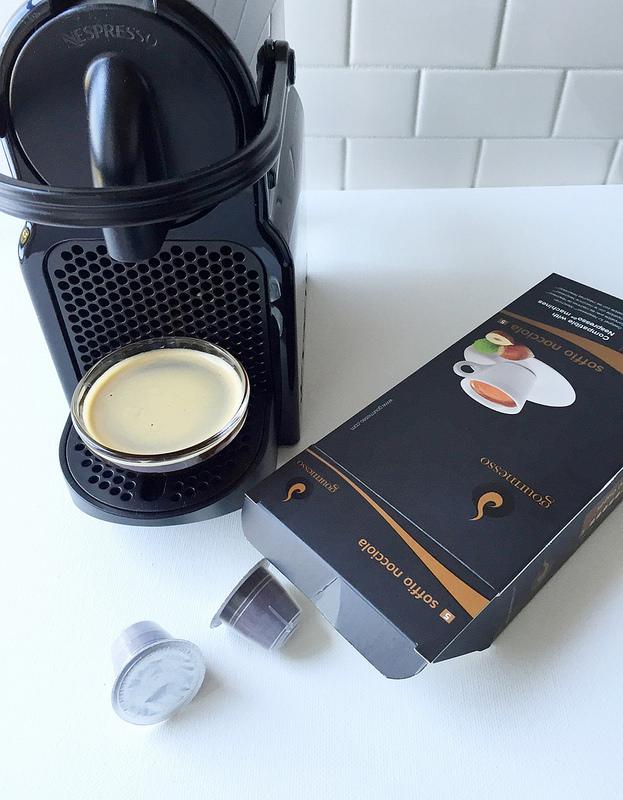 Frosted Hazelnut Espresso Brownies