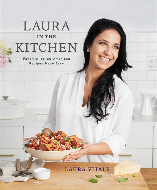 laura in the kitchen cookbook